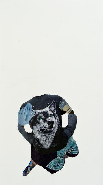 , 'A wolf named mesmer,' 2013, Klowden Mann