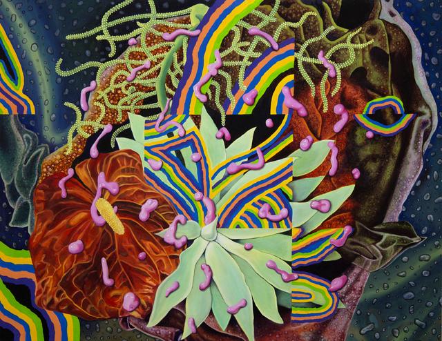 , 'Flora Imaginarium,' 2017, Ro2 Art