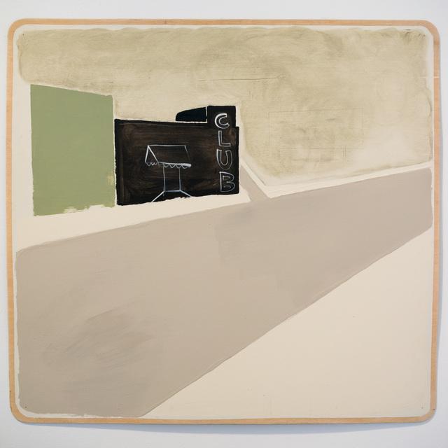 , 'Club,' 2018, Gallery 16
