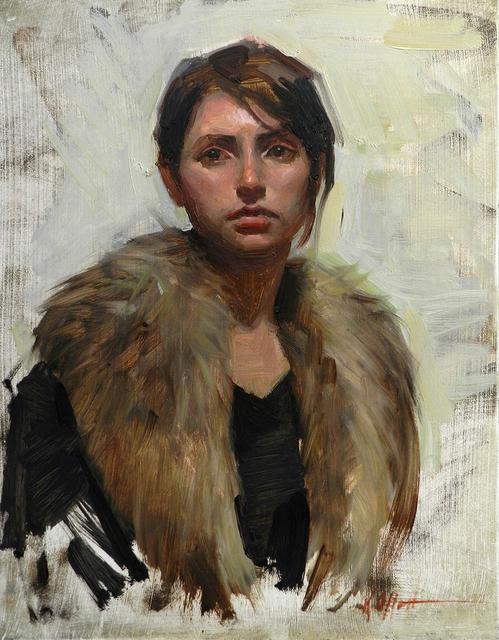 , 'Study of Arielle,' 2020, Vanessa Rothe Fine Art