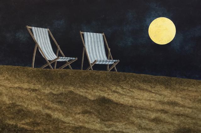 , 'Moonstruck,' 2017, Peninsula Gallery