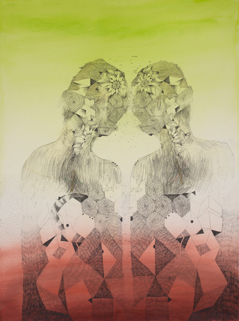 , 'The Twins,' 2015, G. Gibson Gallery
