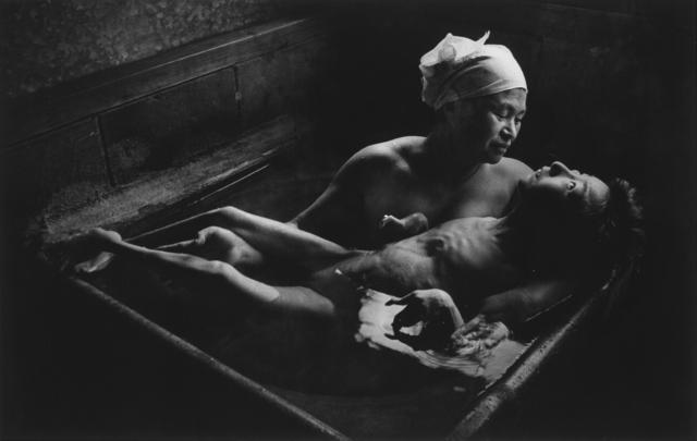 , 'Tomoko Uemura in Her Bath, from Minamata,' 1972, Etherton Gallery