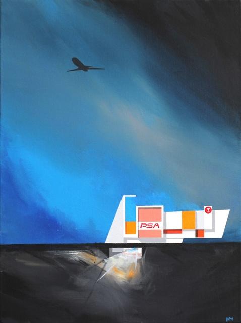 Michael Murphy, 'PSA Desert Layover', 2016, Artspace Warehouse