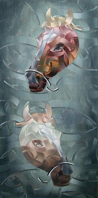 , 'Horses,' 2014, Anna Laudel