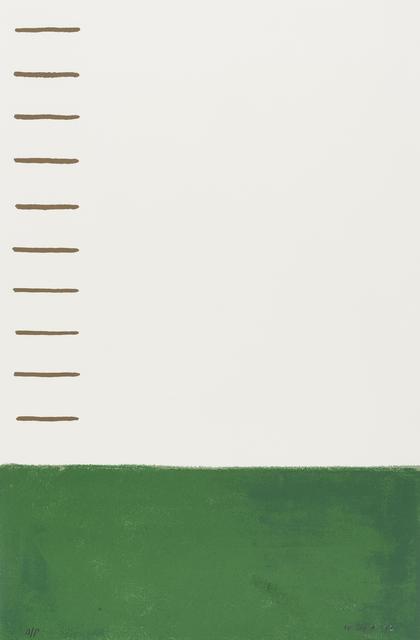 , 'Estate Landscape,' 1972, RAW Editions