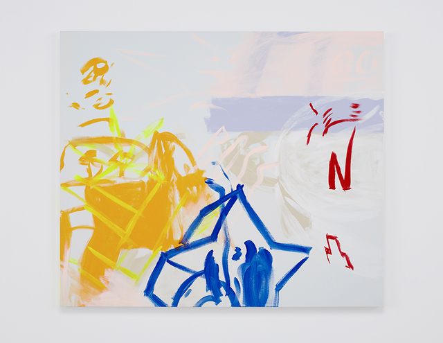 , 'SBCLUB2,' 2015, Nicodim Gallery