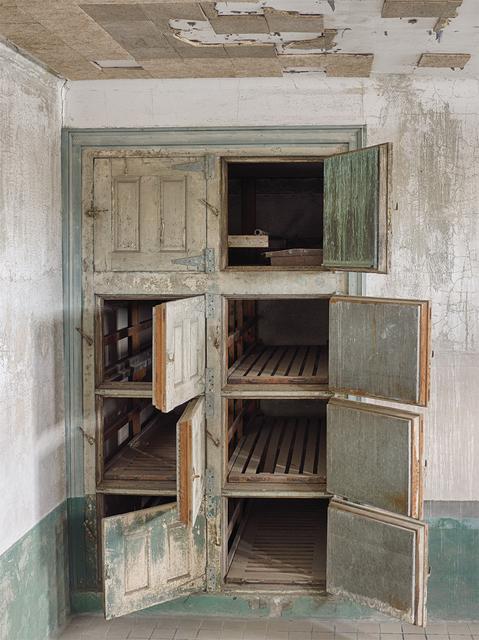 , 'Body Compartments, Ellis Island Hospital,' 2017, Soho Photo Gallery