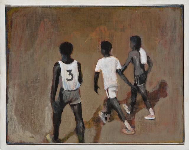 , 'Three,' 2018, Barnard