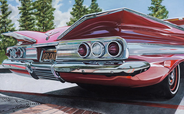 , 'Red Impala,' 2016, Tangent Contemporary Art