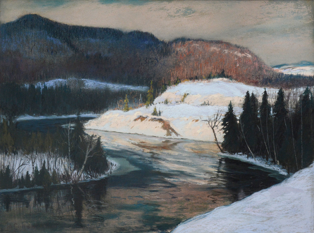 , 'Sunglow, Near St. Marguerite's North River         ,' 1934, Oeno Gallery