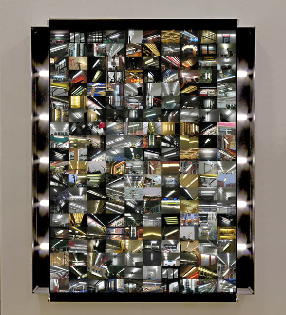 , 'Lichtreise,' 2017, Galerie Floss & Schultz