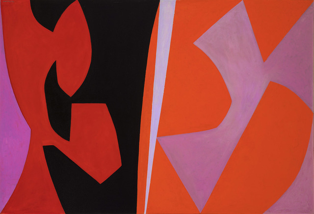 , 'Magical Space Forms,' 1952-1954, Louis Stern Fine Arts