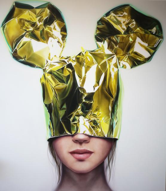 David Uessem, 'Minnie Mask V', 2019, GALERIE BENJAMIN ECK
