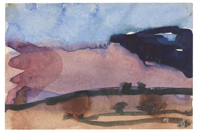 , 'Die großen Sanddünen von Colorado,' 1984, Ludorff