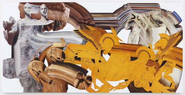 , 'Repatriation,' 2015, Yamamoto Gendai