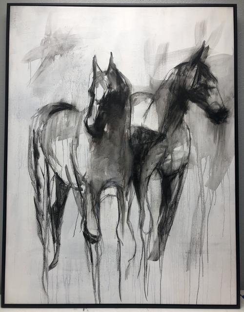 Axiom Collective, 'Equine Couple', ca. 2018, Axiom Fine Art
