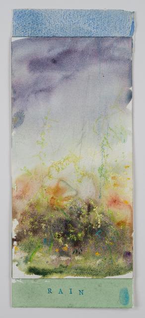 , 'Rain,' 2015, Reynolds Gallery