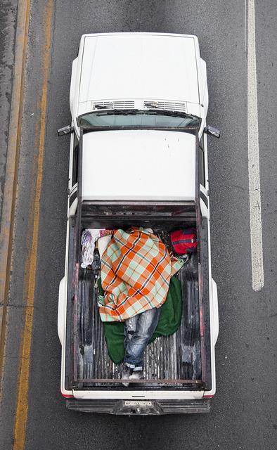 Alejandro Cartagena, 'Carpoolers #17', 2012, Patricia Conde Galería