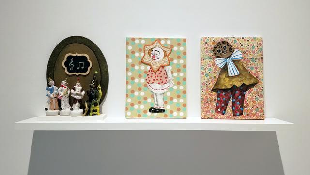 , 'The Politics of Folly, Fa La La (The Traditionalists),' 2017, Zolla/Lieberman Gallery