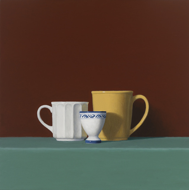 , 'Still Life with Egg Cup (#181),' 2013, Clark Gallery