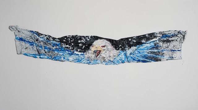 , 'Eagle,' 2016, White Noise Gallery