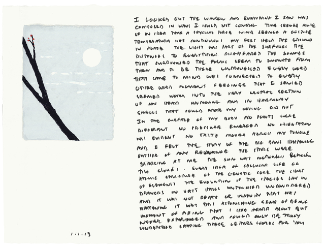 , '1.1.13,' 2013, Ronald Feldman Gallery