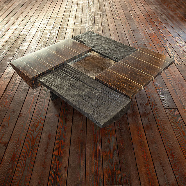 , 'Ledge Table,' 2015, browngrotta arts