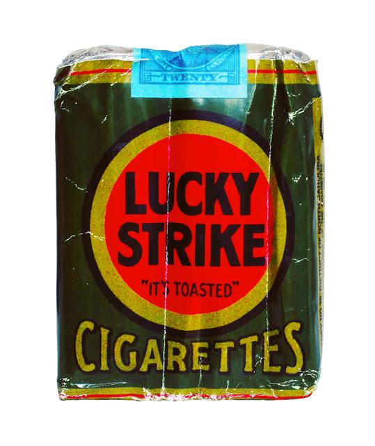 , 'Lucky Strike,' 2016, Artêria