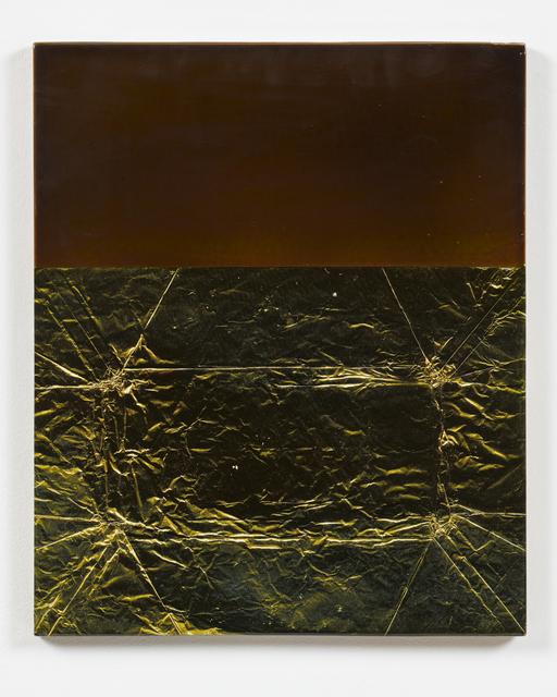 , 'GOLD Braun/Velten,' 2016, Espacio Mínimo