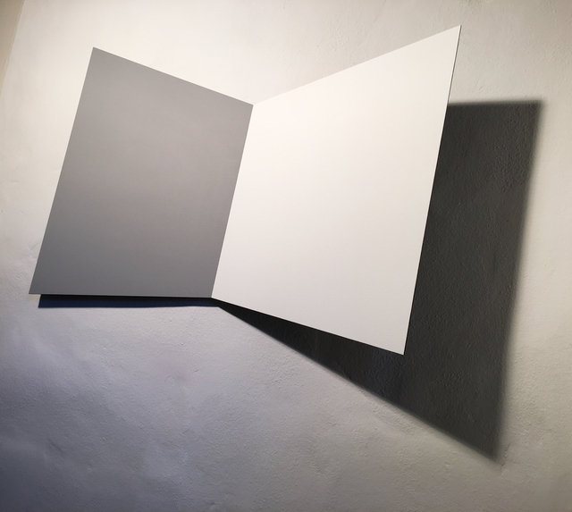 , 'White Door, Black Shadow,' 2015, EBONY/CURATED