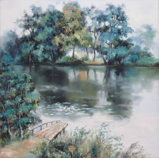 , 'Little waterscape,' 2013, A-Art Shengzan Gallery