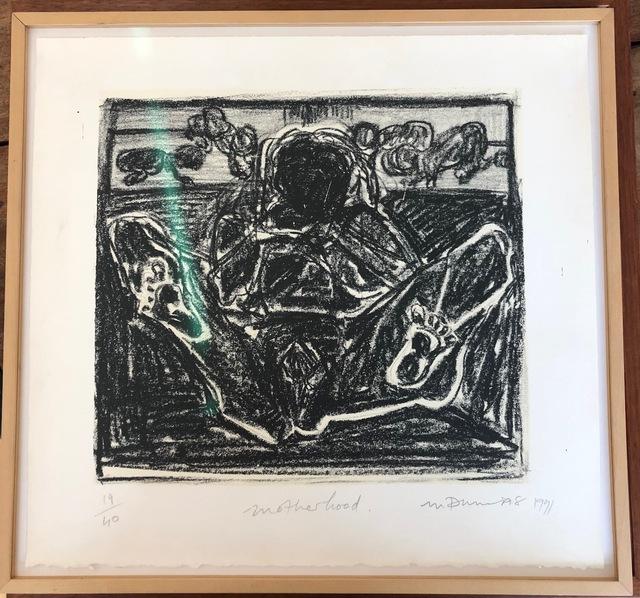 Marlene Dumas, 'Motherhood', 1991, Flatland Gallery
