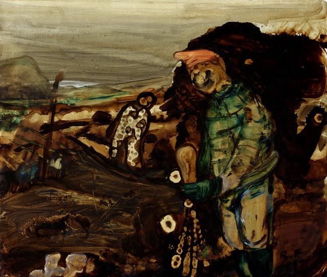 , 'At the beach,' 2012, Artscape