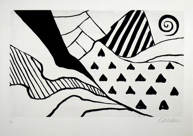 Alexander Calder, ' La Recolte (Harvest)', 1962, Pascal Fine Art