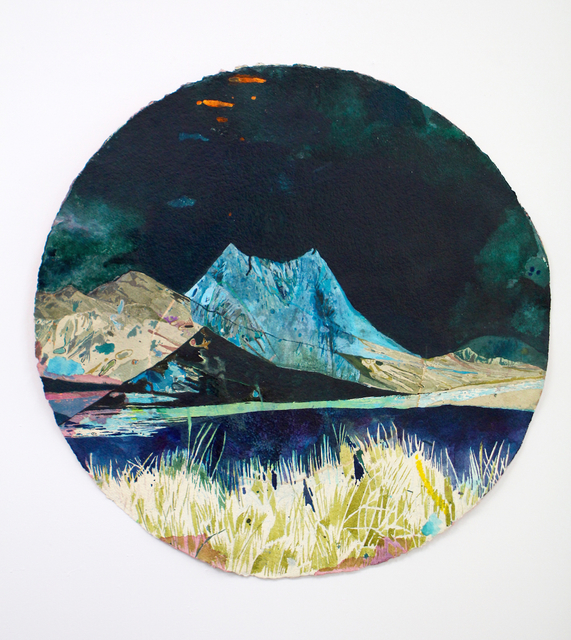 , 'Transfigured Landscape,' 2010, Beers London