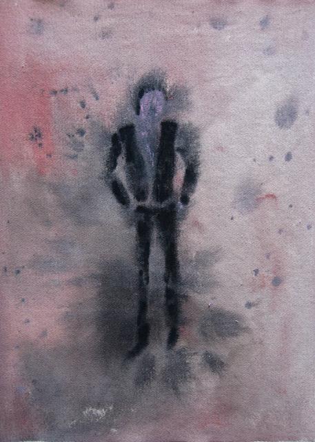 , 'Figura 1,' 2015, Pasto