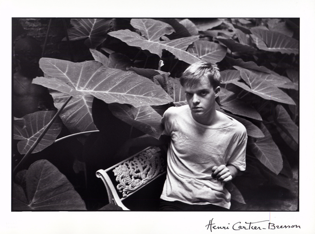 , 'Truman Capote,' 1947, Scott Nichols Gallery