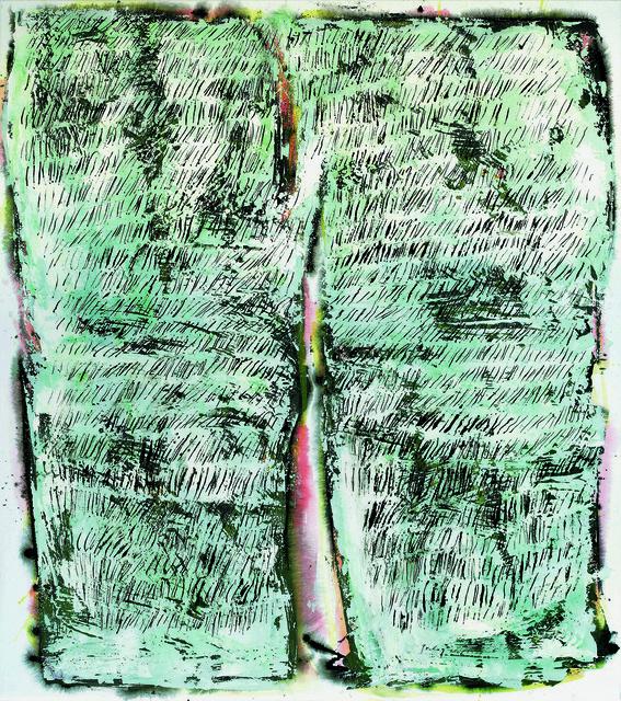 , 'Zeigeteilt,' 2006, Artemons Contemporary