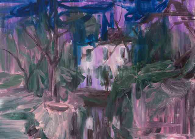, '林间别墅A A Villa in the Woods A,' 2016, Matthew Liu Fine Arts