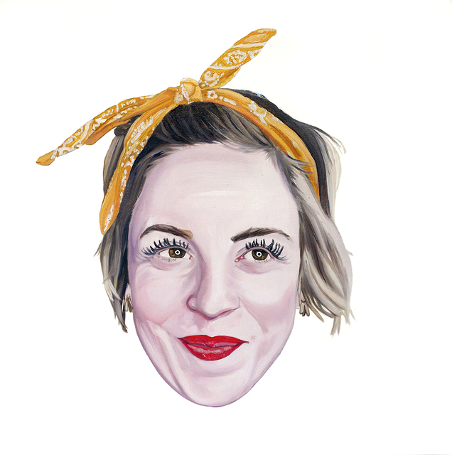 , 'Hilary: Love,' 2018, Jen Mauldin Gallery
