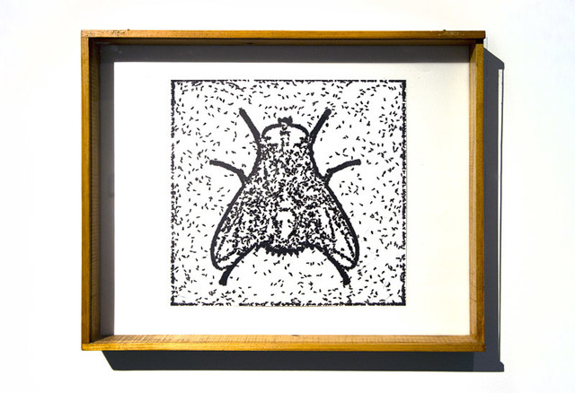 , 'The Big Fly,' 2016, Galerie Charlot