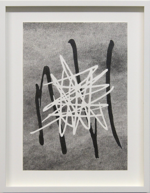 Susan Collis, 'Make a Mends', 2010, Drawing, Collage or other Work on Paper, Graphite on paper, Lora Reynolds Gallery
