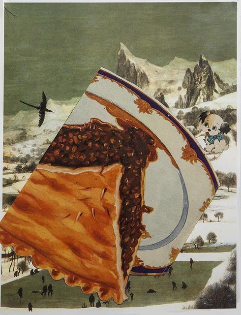 , 'Pie in the Sky,' 2016, Tibor de Nagy