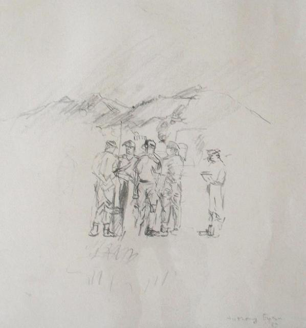 , 'Army Group, Gorkhas,' , Tanya Baxter Contemporary