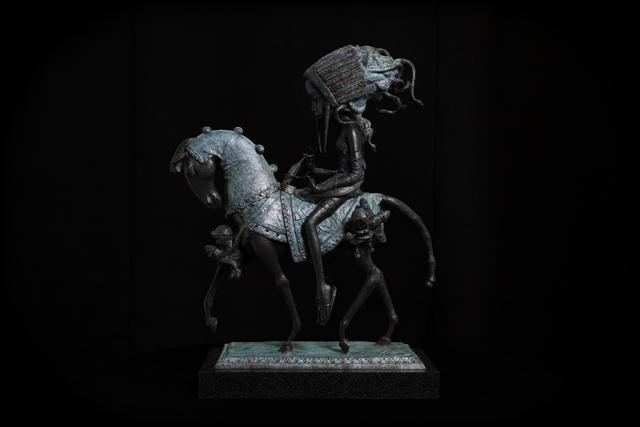Andrey Ostashov, 'Farewell to Sky', 2019,  OSTASHOV sculpture