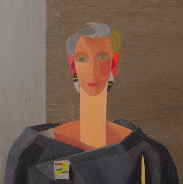 , 'Study for Winter Head,' , Gateway Gallery