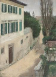 Veduta da Villa Il Pozzo