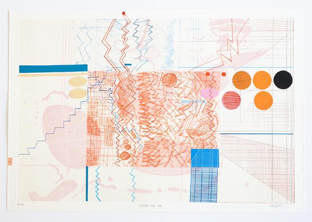 , 'Winter File 48,' 2019, David Krut Projects