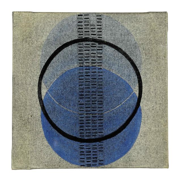 , 'Colonna Sonora [Soundtrack],' 1967, Richard Saltoun